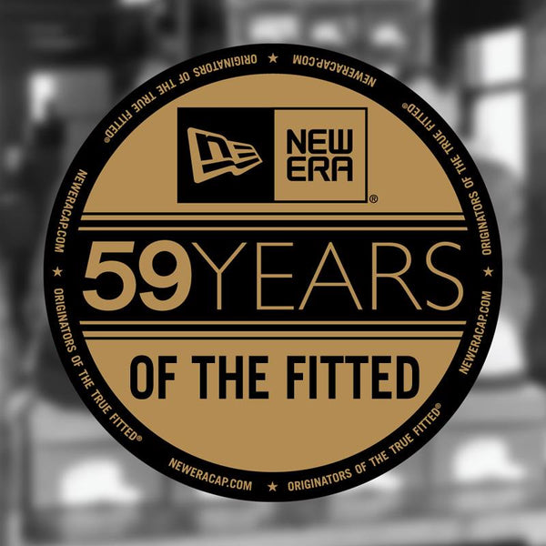 New Era Celebrates 59 Years of the 59FIFTY Fitted Cap – Hardwood Ventures e39b5e04979