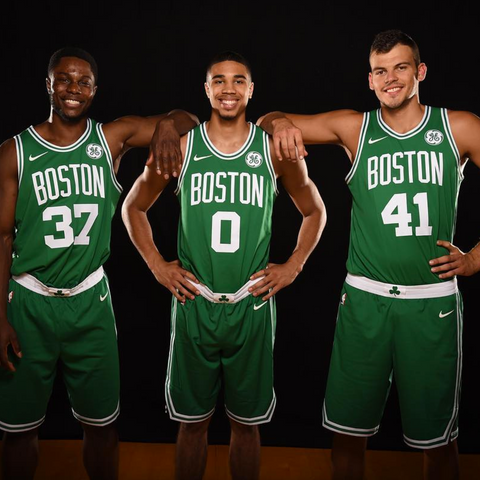 Boston Celtics Nike NBA Jerseys