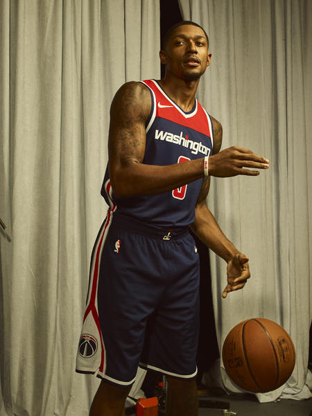 Washington Wizards Nike NBA Statement Jersey