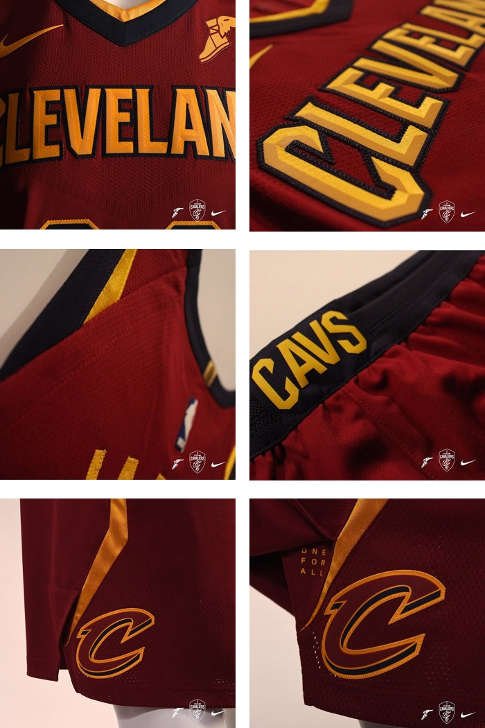 Cleveland Cavaliers Icon Nike NBA Jersey
