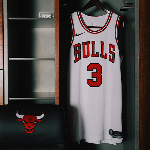 Chicago Bulls Nike NBA Jersey Assocation