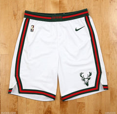 Milwaukee Bucks Classic Nike NBA Uniform