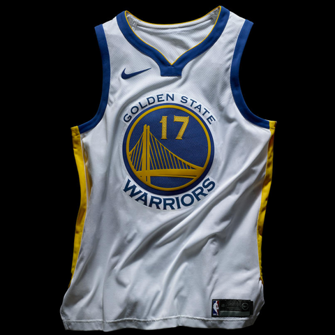 Golden State Warriors Nike NBA Jersey Assocation