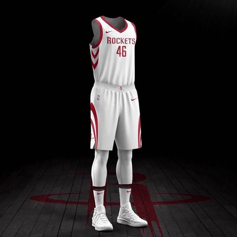 Houston Rockets Nike NBA Jersey - Association