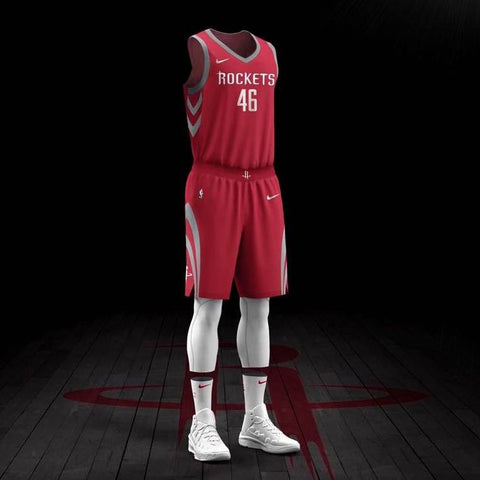 Houston Rockets Nike NBA Jerseys