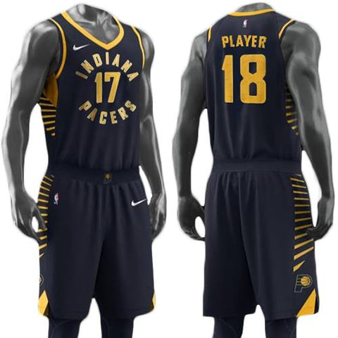 Indiana Pacers Nike NBA Jersey Icon