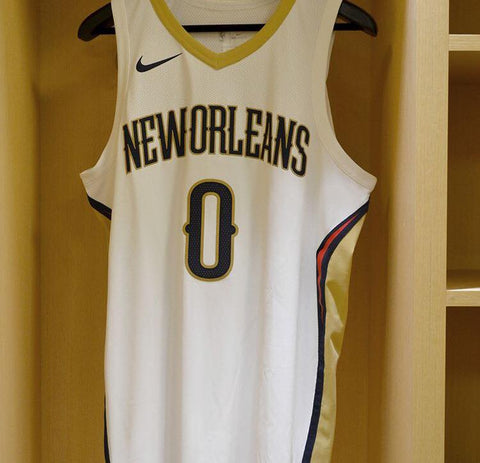 New Orleans Pelicans Nike NBA Association Jersey