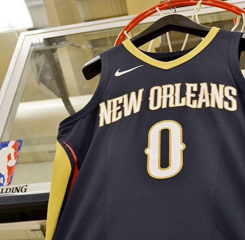 New Orleans Pelicans Nike NBA Jersey Icon