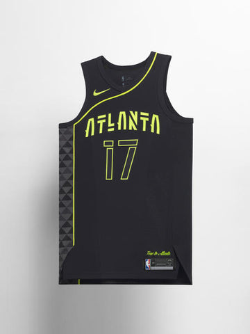 Atlanta Hawks Nike NBA City Jersey
