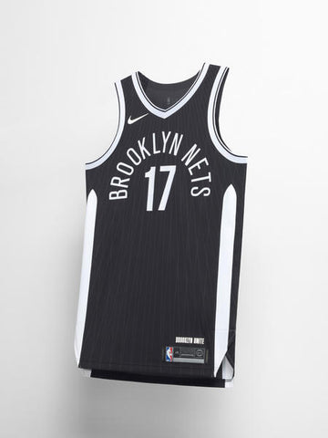 Brooklyn Nets Nike NBA City Edition Jersey