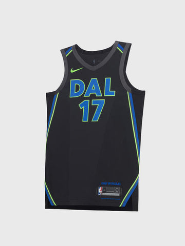 Dallas Mavericks Nike NBA City Edition Jersey