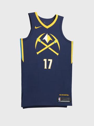 Denver Nuggets Nike NBA Jersey City Edition