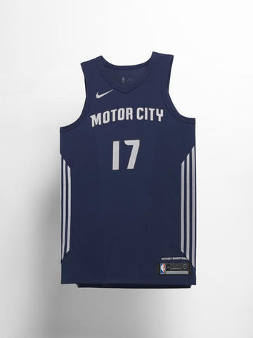 Detroit Pistons Nike NBA City Edition Jersey