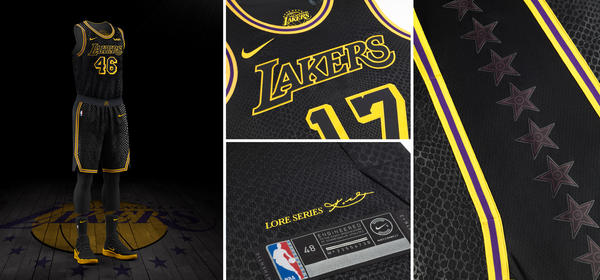 Nike NBA City Edition Jerseys