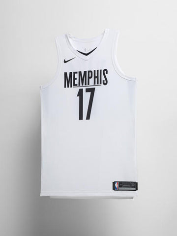 Memphis Grizzlies Nike NBA Jersey City Edition