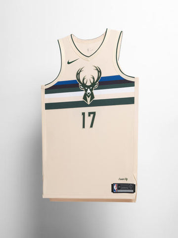 Milwaukee Bucks Nike NBA City Edition Jersey