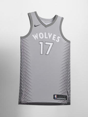Minnesota Timberwolves Nike NBA City Jerseys