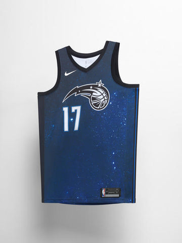 Orlando Magic Nike NBA City Edition Jerseys