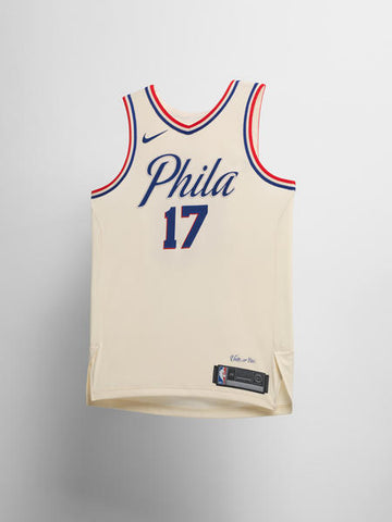 Philadelphia 76ers Nike NBA City Edition Jersey