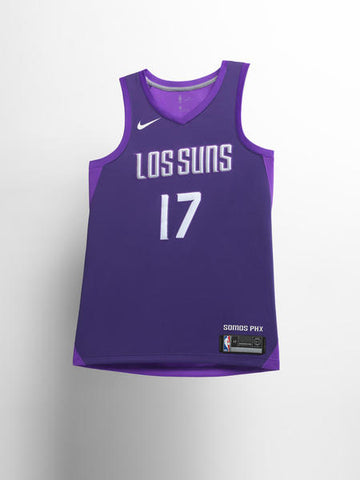 Phoenix Suns Nike NBA City Edition Jersey