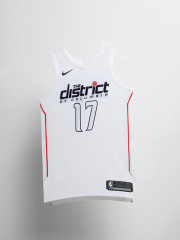 Washington Wizards Nike NBA City Edition jersey