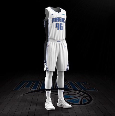 Orlando Magic Association Nike Jersey