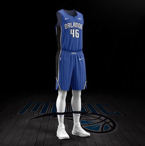Orlando Magic Icon Nike Jersey