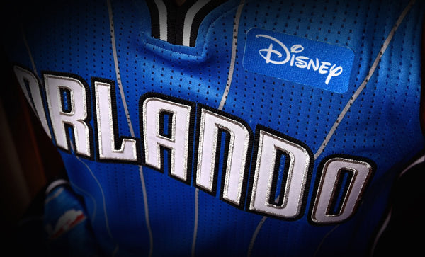Orlando Magic Sponsored by Disney