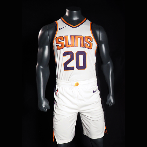 Phoenix Suns Nike NBA Jersey Assocation