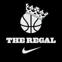 the regal Nike basketball court