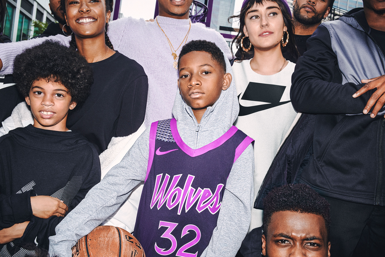 Minnesota Timberwolves Prince City Edition Jersey