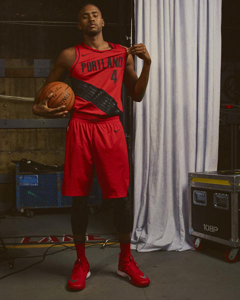 Portland Trail Blazers Nike NBA Statement Jersey