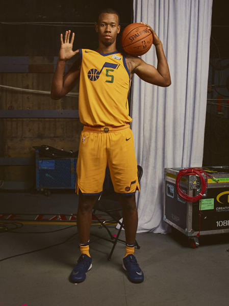Nike NBA Statement Jersey Utah Jazz