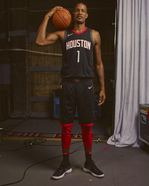 Nike NBA Statement Jersey Houston Rockets