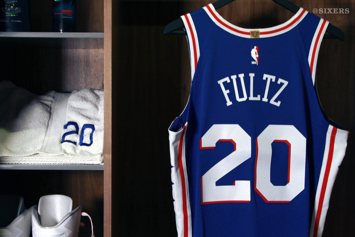 Philadelphia 76ers Nike NBA Jerseys