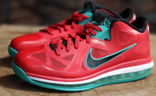 low priced b19ff ce884 Yesterday saw the release of the Nike LeBron 9 Low Liverpool basketball  shoe. With the LeBron X throwing up a hype storm, its highly likely that  this ...