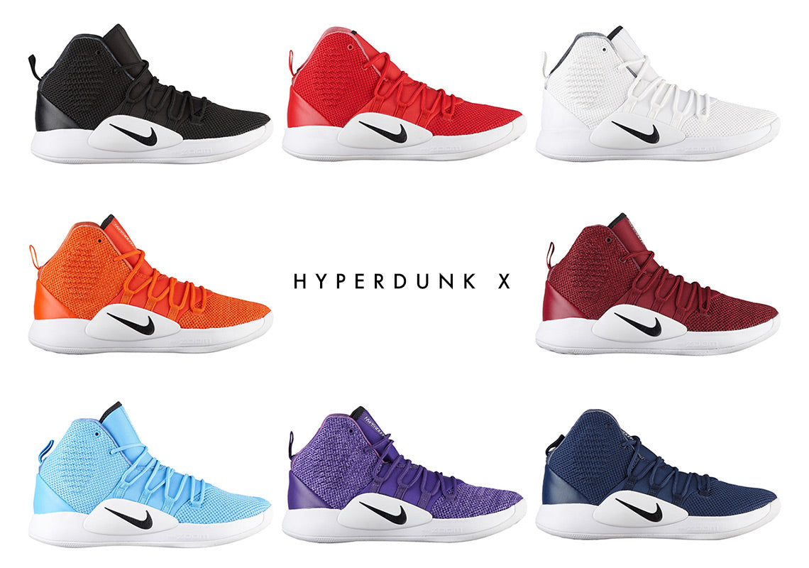 Check Out the Nike Hyperdunk X - Due for Release this Summer – Hardwood  Ventures