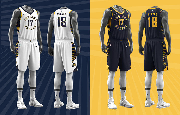 Indiana Pacers Nike NBA Jerseys