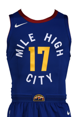 Denver Nuggets Statement Jersey