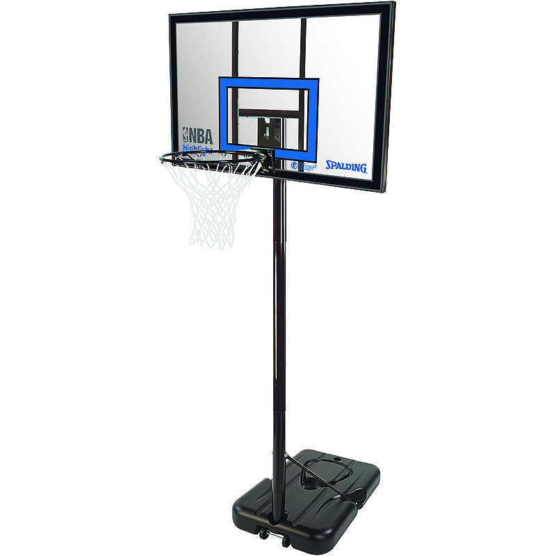 Spalding NBA Highlight Acrylic Basketball System