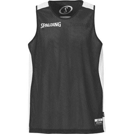 Spalding Reversible Jersey  - Black/White