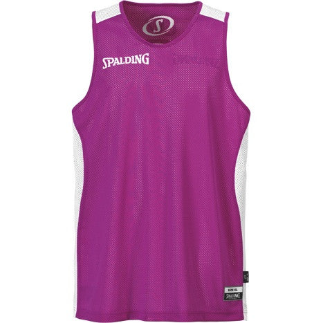 Spalding Reversible Jersey  - Purple/White