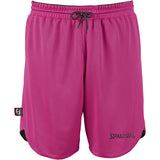 Spalding Double Face Kids Basketball Kit - Black/Pink