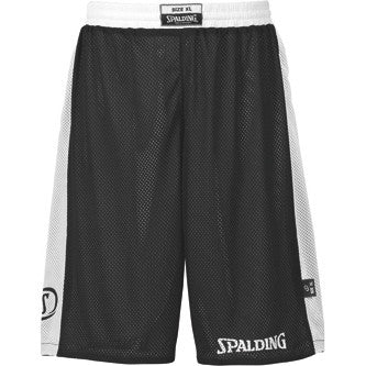 Spalding Reversible Shorts - Black/White