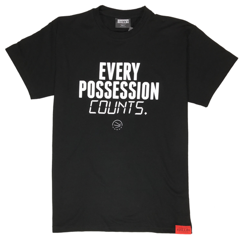 Always Ballin Every Possession T-Shirt - Black