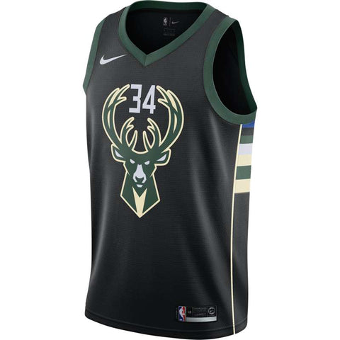 Nike Statement Swingman NBA Jersey - Milwaukee Bucks - Antetokounmpo