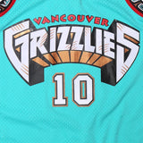 Mitchell & Ness Swingman NBA Jersey - Vancouver Grizzlies - Mike Bibby