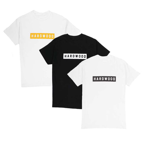 HV Box Out T-Shirt Pack - Team Colours - 3 Tees