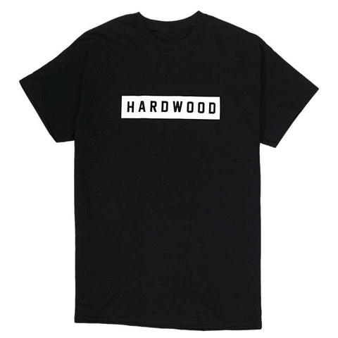 HV Box Out T-Shirt - Team Colours - Black / White