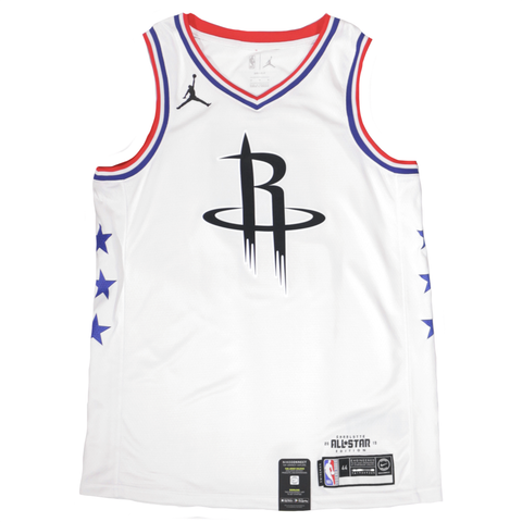 Jordan 2019 NBA All-Star Swingman Jersey - James Harden - White - Medium & X Large